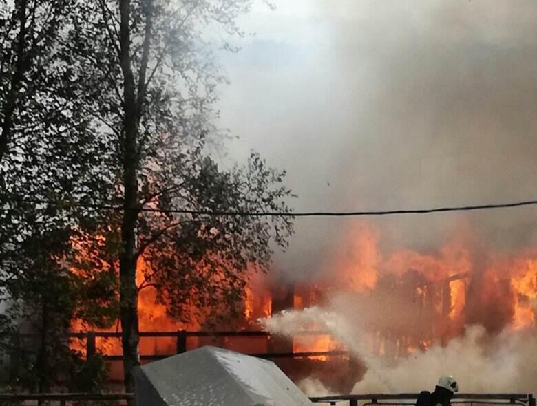 Пожарно-спасательные подразделения ликвидировали возгорание травы и мусора в районах Архангельской области.