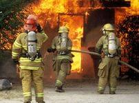 Пожарно-спасательные подразделения ликвидировали пожар в Красноборском районе Архангельской области