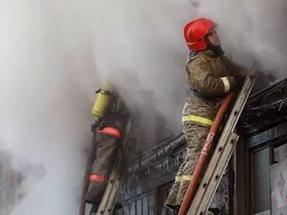 Пожарно-спасательные подразделения ликвидировали пожар в Няндомском районе Архангельской области.
